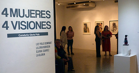 '4 MUJERES - 4 VISIONES'