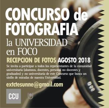 CONCURSO DE FOTOGRAFÍA 'LA UNIVERSIDAD EN FOCO'