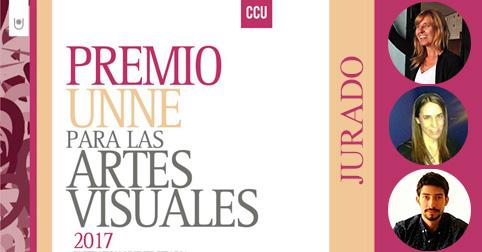 JURADOS PREMIO UNNE PARA LAS ARTES VISUALES 2017