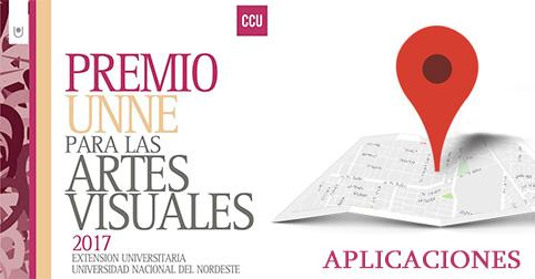 APLICACIONES AL  PREMIO UNNE PARA LAS ARTES VISUALES 2017