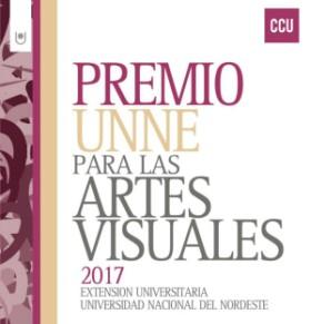 PREMIO UNNE para las ARTES VISUALES 2017